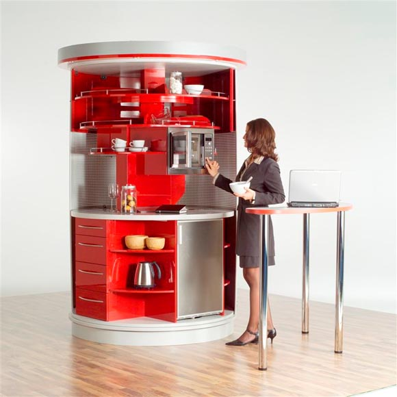 circular kitchen 2