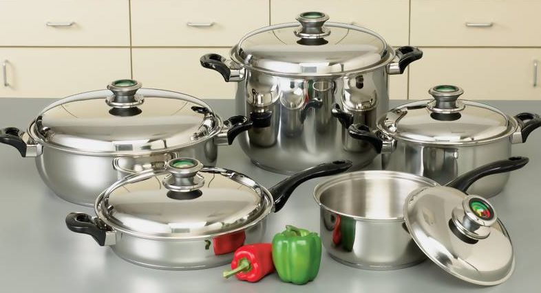 Cookware brands stainless
