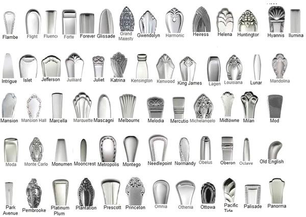 Oneida flatware sets